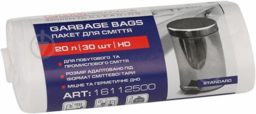 Мешки для бытового мусора PROservice стандартные 20 л 30 шт. (4823071609707) - фото 1