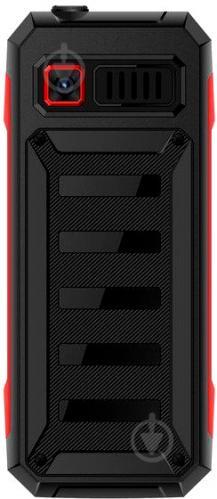Мобільний телефон Ergo F248 Defender Dual Sim black - фото 2
