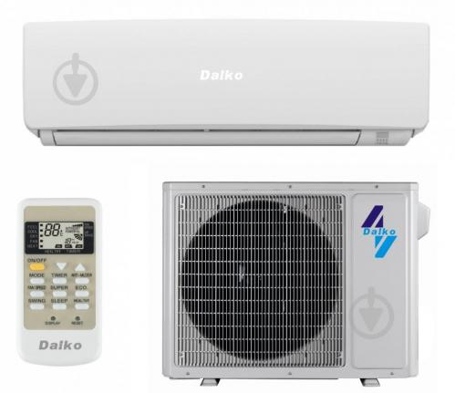 Кондиционер Daiko ASP-H09IN (Inverter) - фото 2