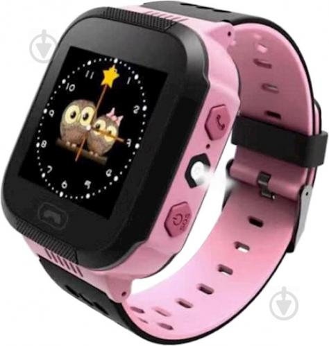 ᐉ Телефон-годинник GoGPSme K12 pink (K12PK) • Краща ціна в Києві ... b828d00b65b15