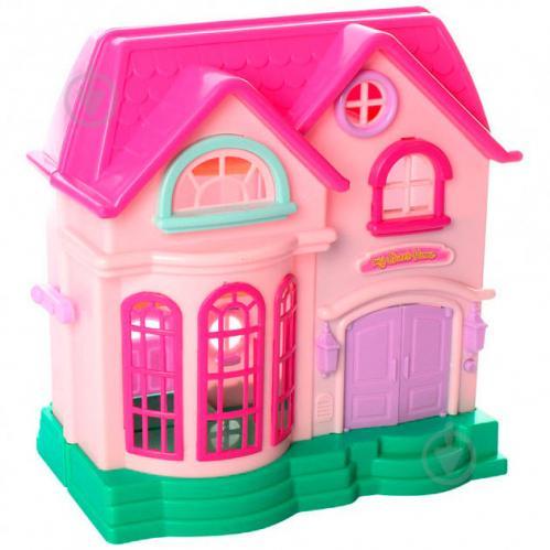 Будиночок Limo Toy з меблями 16526D - фото 1