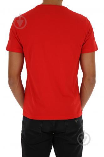 Футболка EA7 6YPT82-PJ02Z-1451 6YPT82-PJ02Z-1451 L красный - фото 3