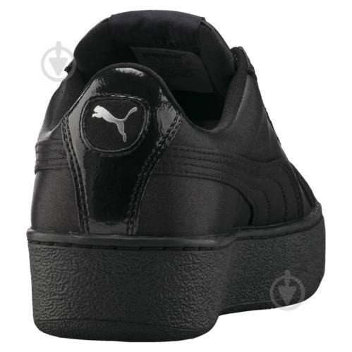 Кросівки Puma Vikky Platform EP 36523902 р.7 чорний
