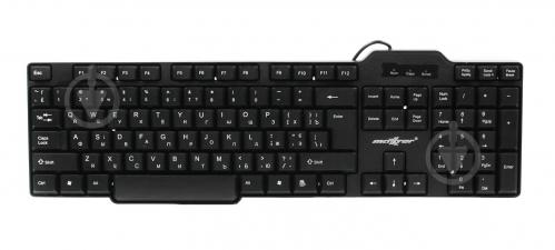 Клавіатура Maxxter (KB-111-U) black - фото 1