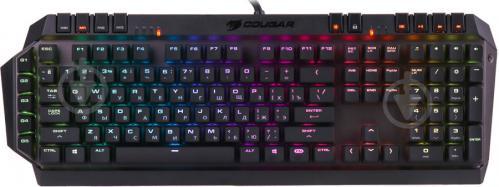 Клавіатура Cougar (700K EVO) ігрова black - фото 1