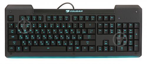 Клавіатура ігрова Cougar Aurora black (Aurora S) Aurora black - фото 1