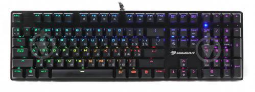Клавіатура ігрова Cougar Vantar MX (VANTAR MX, Red Sw) Клавіатура ігрова Cougar Vantar MX black - фото 1
