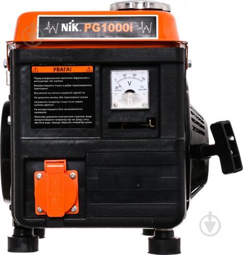 Генератор інверторний NIK PG 1000i