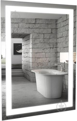 Зеркало Aqua Rodos Альфа 60х80 - фото 1