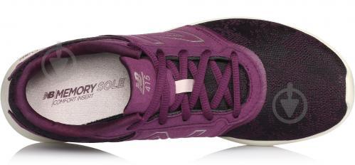 Кроссовки New Balance 415 р. 6 черный с фиолетовым WL415OC - фото 4
