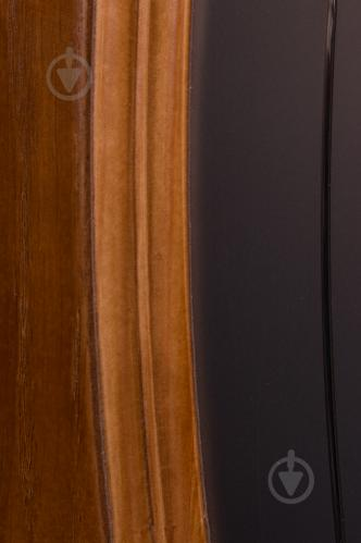Дверне полотно Terminus №05 ЗС+КМ 700 мм дуб темний - фото 3