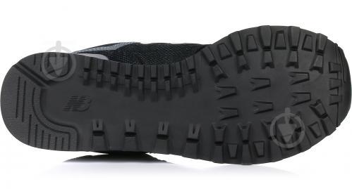 Кроссовки New Balance 574 WL574ASB р. 8 черный - фото 5