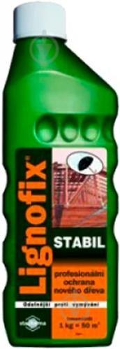 Биозащита Lignofix Stabil бесцветная концентрат 1 кг - фото 1