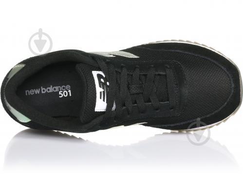 Кроссовки New Balance 501 WZ501RM р. 8.5 черный - фото 4