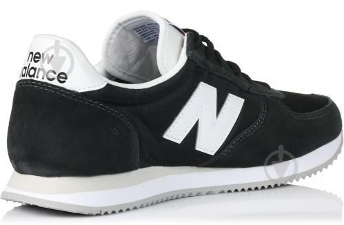 Кросівки New Balance 220 U220BK р. 10.5 чорний - фото 2