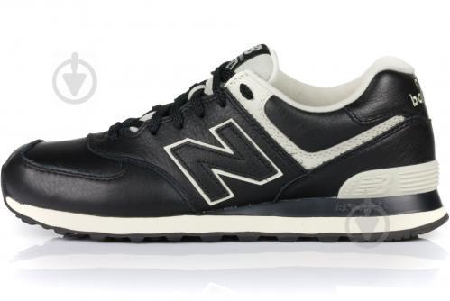 Кроссовки New Balance 574 ML574LUC р.8,5 черный