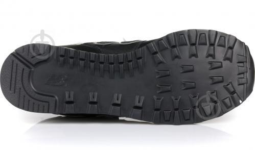 Кроссовки New Balance 574 ML574LUC р.8,5 черный - фото 5