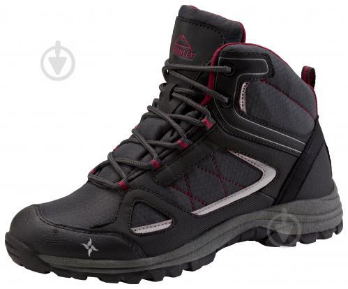 Ботинки McKinley Maine MID AQB W 262102-900050 р. 36 черный - фото 1