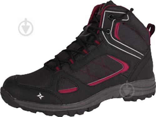 Ботинки McKinley Maine MID AQB W 262102-900050 р. 38 черный - фото 1