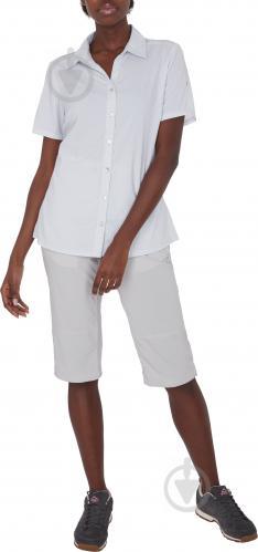 Рубашка McKinley Forda wms 286024-905915 р. 34 серый - фото 1