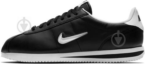6d96cbf5 ᐉ Кроссовки Nike Cortez Basic Jewel 833238-002 р.10 черный • Купить ...