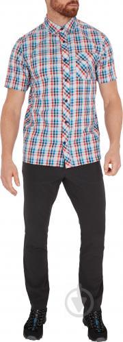 Рубашка McKinley Astra ux 302448-900896 р. 2XL разноцветный - фото 1