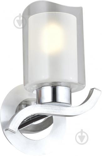 Бра Victoria Lighting 1x60 Вт E27 алюминий Kava/AP1 - фото 1
