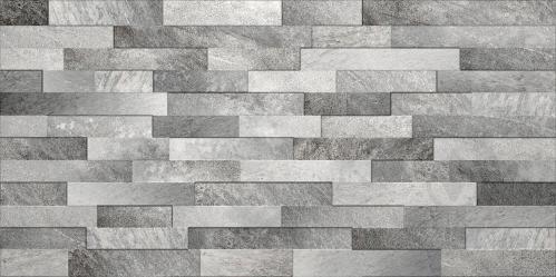 Плитка Golden Tile Muretto темно-сірий 8SП530 30х60 - фото 1