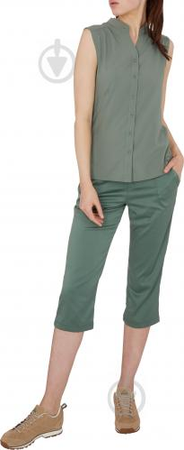 Рубашка McKinley Lelica wms 286023-783 р. 42 зеленый - фото 1