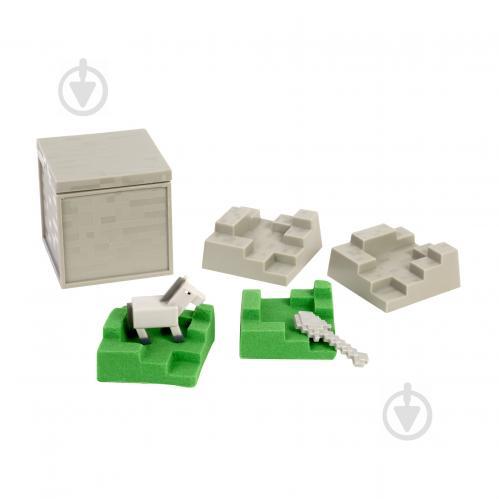 Игровой набор-сюрприз Minecraft Добыча ископаемых Minecraft в ассортименте - фото 1