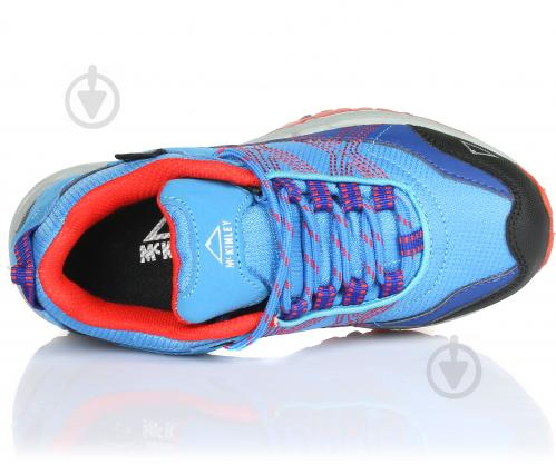 Кроссовки McKinley Kona II AQX JR 235228-914553 р.38 голубой - фото 4