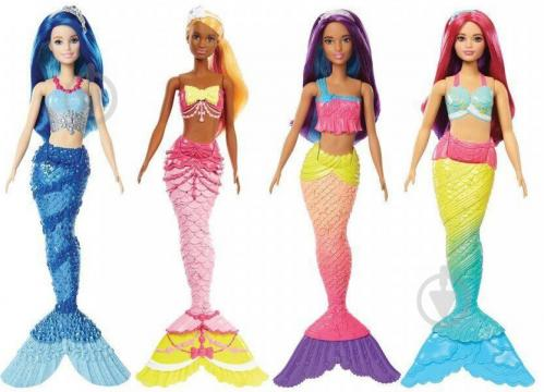 Barbie dreamtopia русалка где в орле купить краску для ткани