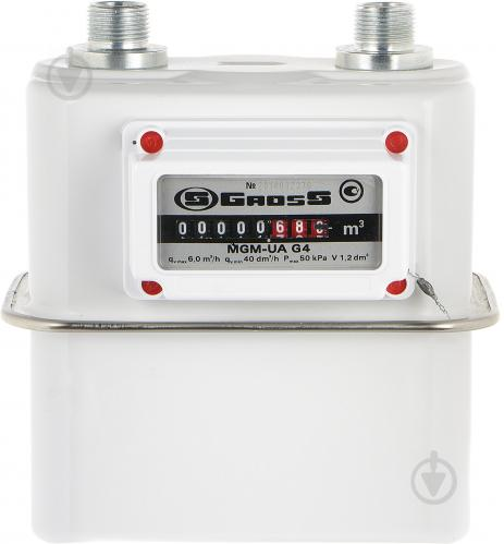 Лічильник газу Gross GAS MGM-UA G 4,0