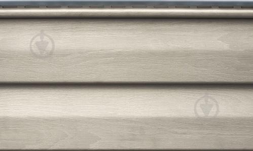 Сайдинг VOX 3,85x0,25 м 0,9625 кв.м дуб серый SV-01