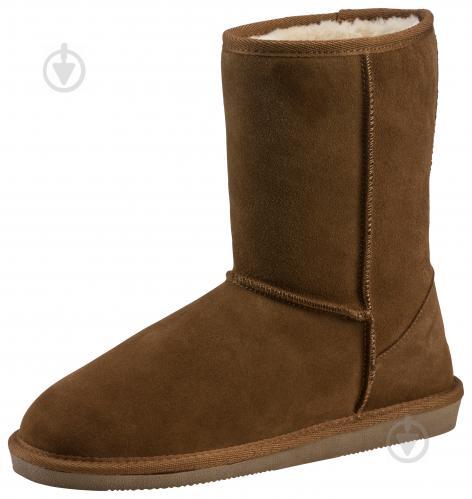 Ботинки McKinley Marie 282192-118 р.39 коричневый - фото 1