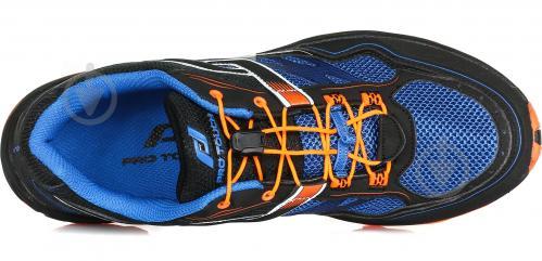 Кроссовки Pro Touch Ridgerunner V M 269942-900050 р. 11 черный с синим - фото 4