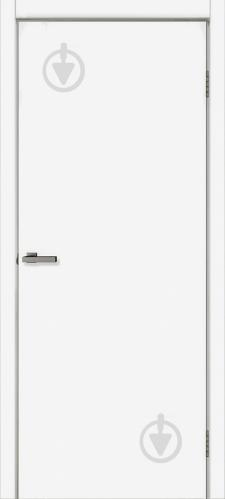 Дверне полотно ОМіС Cortex B ПГ 800 мм білий
