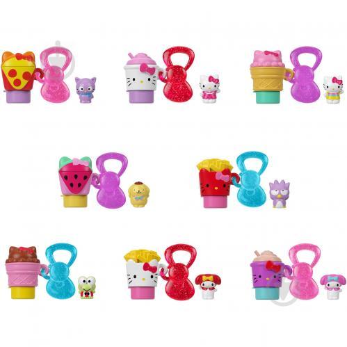 Мини-фигурка Hello Kitty та друзі Hello Kitty и друзья в ассортименте - фото 1