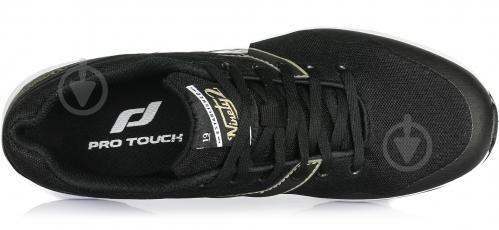 Кроссовки Pro Touch 92two 261859-901050 р. 8.5 черный с золотистым - фото 4