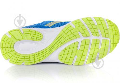 Кроссовки Pro Touch Amsterdam 239624-910542 р. 6 голубой с зеленым - фото 5