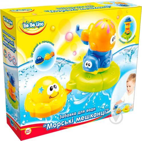 Набір для ванни Bebelino Морські мешканці 5060249456179 - фото 3