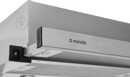 Вытяжка Minola HTL 6112 I 650 LED - фото 5