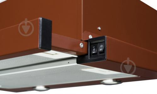 Вытяжка Minola HTL 6012 BR 450 LED - фото 4