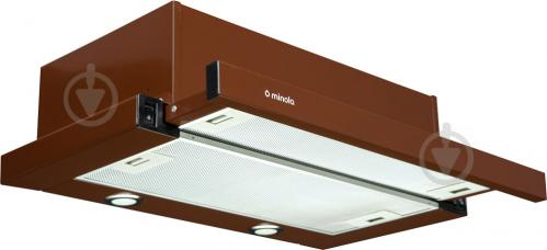 Вытяжка Minola HTL 6012 BR 450 LED - фото 2