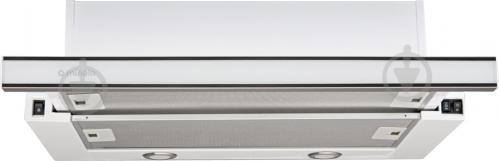 Вытяжка Minola HTL 6162 I/WH Glass 650 LED - фото 1