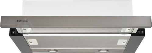Вытяжка Minola HTL 6012 Full Inox 450 LED - фото 1
