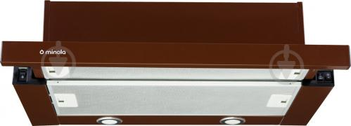 Вытяжка Minola HTL 6112 BR 650 LED - фото 1