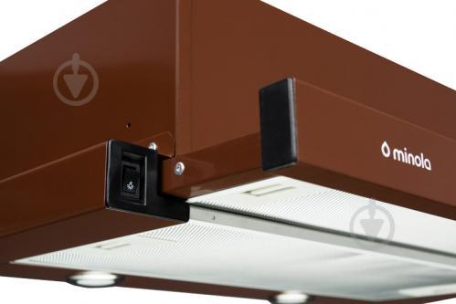 Вытяжка Minola HTL 6112 BR 650 LED - фото 4