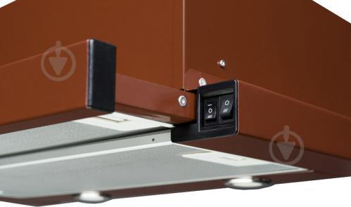 Вытяжка Minola HTL 6112 BR 650 LED - фото 5