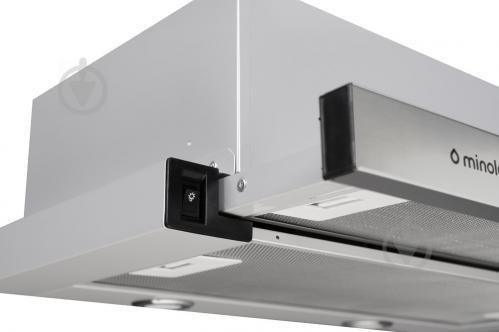 Вытяжка Minola HTL 6012 I 450 LED - фото 3